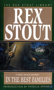 In the Best Families - Rex Stout pdf download