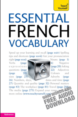 Essential French Vocabulary: Teach Yourself - Noël Saint-Thomas