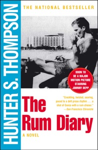 The Rum Diary - Hunter S. Thompson pdf download