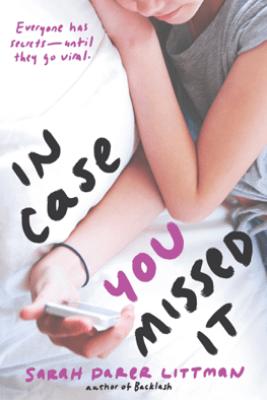 In Case You Missed It - Sarah Darer Littman