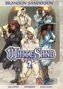 Brandon Sanderson's White Sand Vol. 2 - Brandon Sanderson, Rik Hoskin & Julius M Gopez pdf download