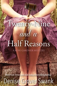Twenty-Nine and a Half Reasons - Denise Grover Swank pdf download