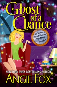 Ghost of a Chance - Angie Fox pdf download
