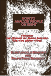 How to Analyze People on Sight (Illustrated) - Elsie Lincoln Benedict pdf download