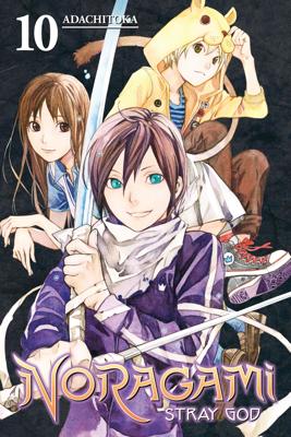 Noragami: Stray God Volume 10 - Adachitoka
