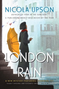 London Rain - Nicola Upson pdf download