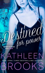 Destined for Power - Kathleen Brooks pdf download