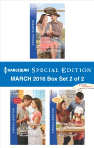 Harlequin Special Edition March 2016 Box Set 2 of 2 - Karen Rose Smith, Michelle Major & Meg Maxwell pdf download
