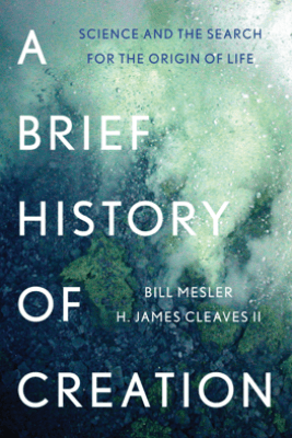A Brief History of Creation: Science and the Search for the Origin of Life - Bill Mesler & H James Cleaves II