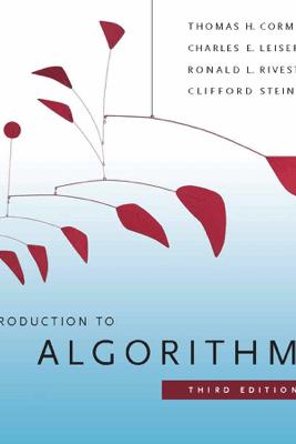 Introduction to Algorithms - Thomas H. Cormen