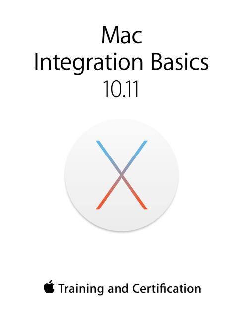 Mac Integration Basics 10.11 by Apple Inc. on Apple Books