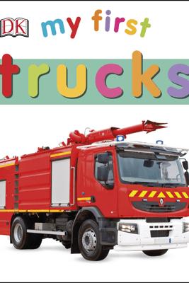 My First Trucks - DK