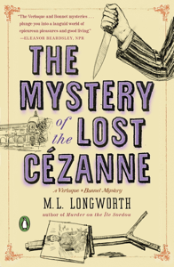 The Mystery of the Lost Cezanne - M. L. Longworth pdf download