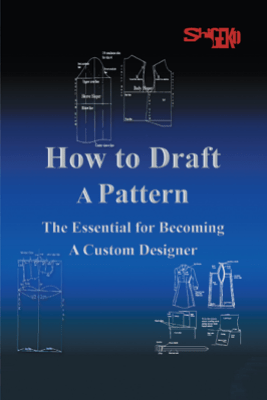 How to Draft a Pattern - Shigeko Rustin