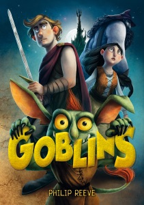 Goblins - Philip Reeve & Jaime Valero Martinez pdf download