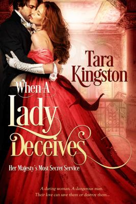 When a Lady Deceives - Tara Kingston