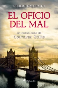 El oficio del mal - Robert Galbraith pdf download