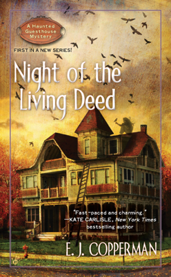 Night of the Living Deed - E.J. Copperman pdf download