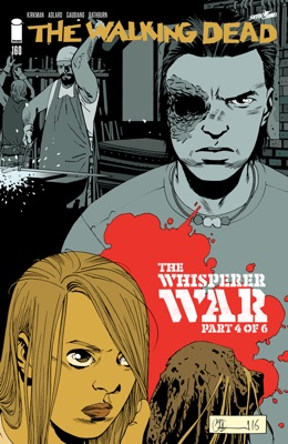 The Walking Dead #160 - Robert Kirkman, Stefano Gaudiano, Charlie Adlard & Cliff Rathburn pdf download