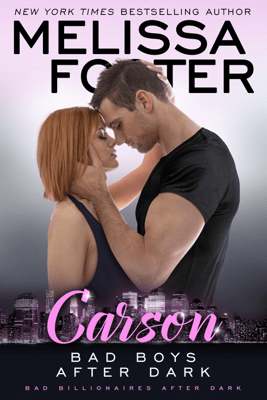 Bad Boys After Dark: Carson - Melissa Foster pdf download