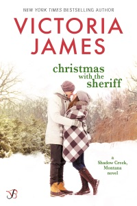 Christmas with the Sheriff - Victoria James pdf download