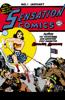William Marston & Harry Peter - Sensation Comics #1  artwork