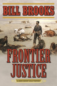 Frontier Justice - Bill Brooks pdf download