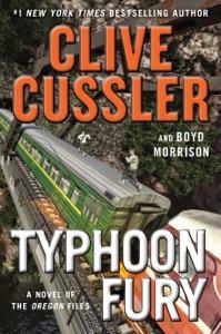 Typhoon Fury - Clive Cussler & Boyd Morrison pdf download