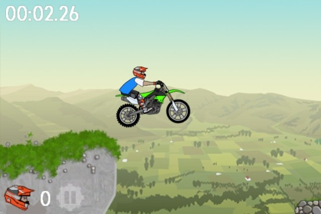 Moto X Mayhem Screenshot