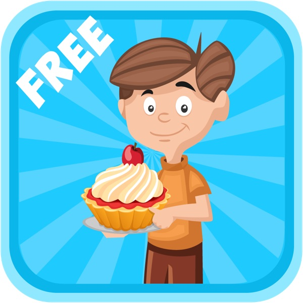 Cupcake Dash Free: Kids Cooking Game