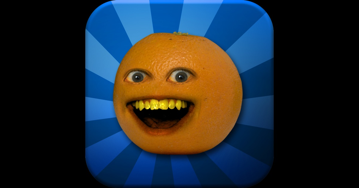 Annoying Orange Kitchen Carnage HD on the App Store