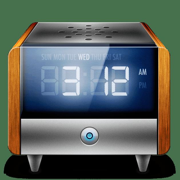 wake up time alarm