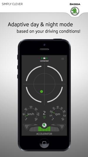 ŠKODA G-Meter Screenshot