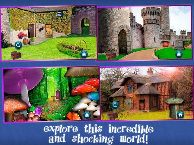 Alice Trapped in Wonderland Screenshot