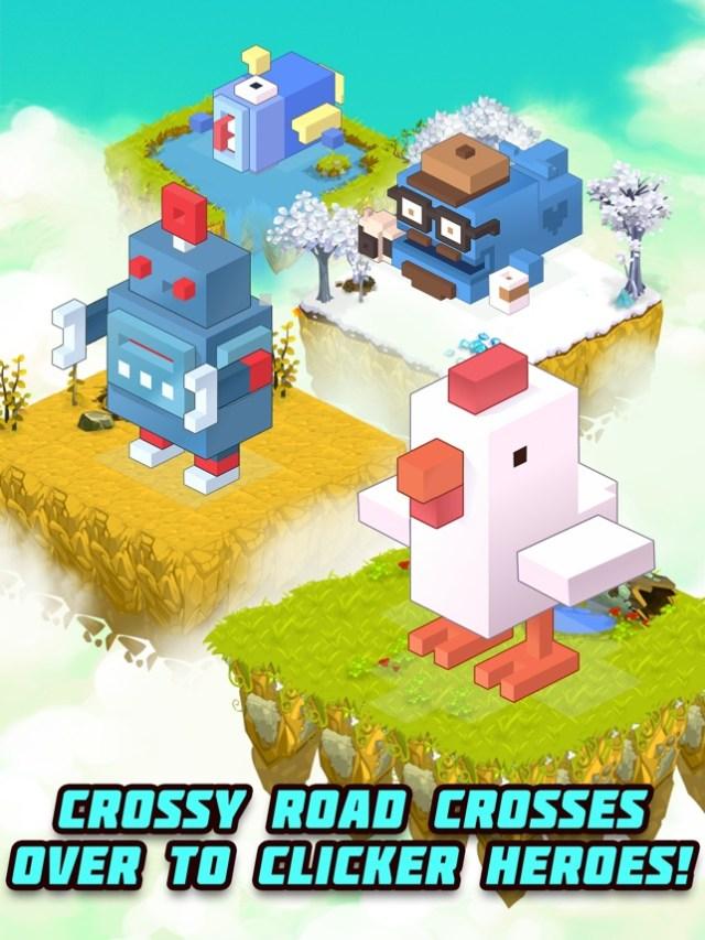 Clicker Heroes Screenshot