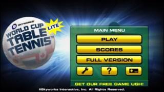 World Cup Table Tennis™ Liteスクリーンショット1