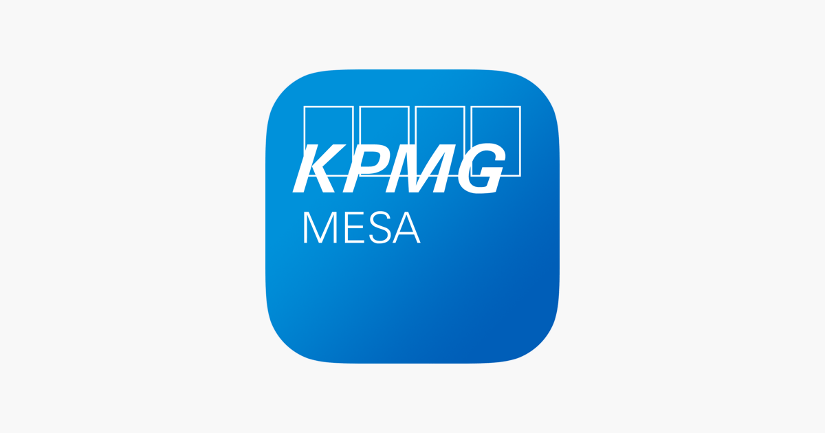 KPMG MESA on the App Store