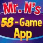 Mr. Nussbaum 46 Game Super App