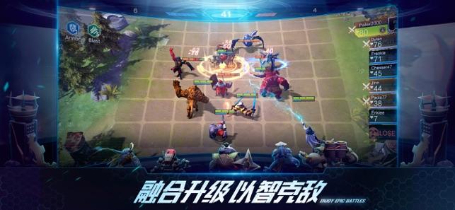 战争艺术:赤潮-自走棋 Screenshot