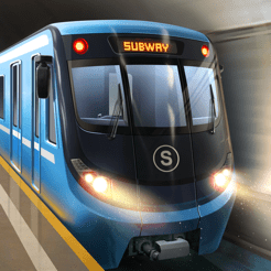‎Subway Simulator 3D