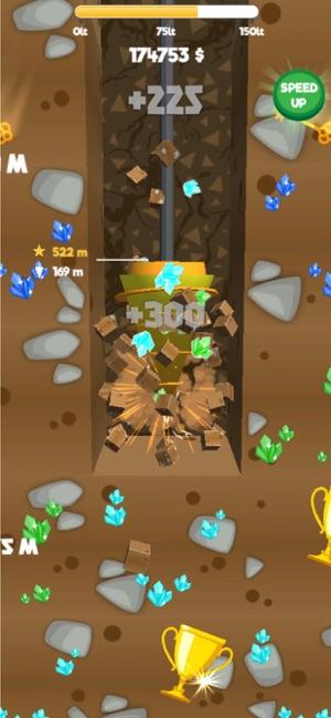 Pick The Gold Screenshot