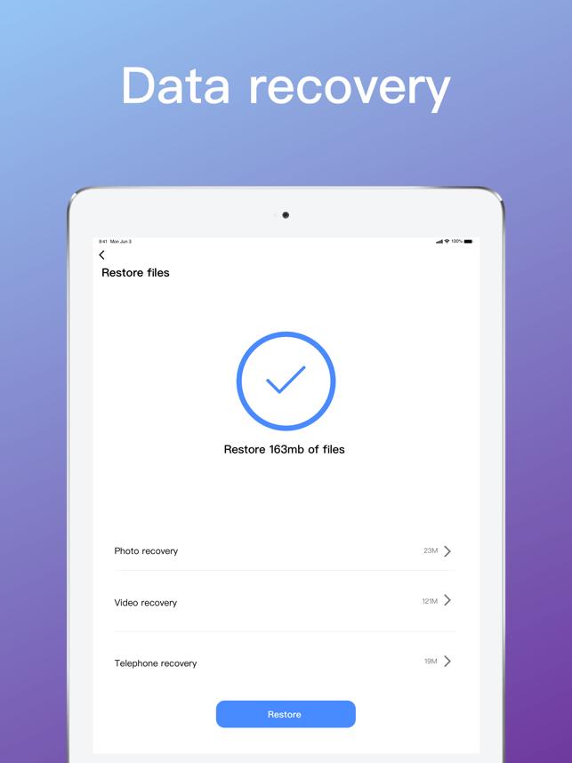 Cleaner for mobile Screenshot