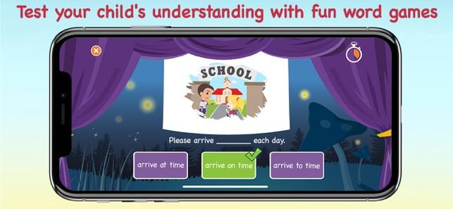 LearnEnglish Kids: Playtime Screenshot