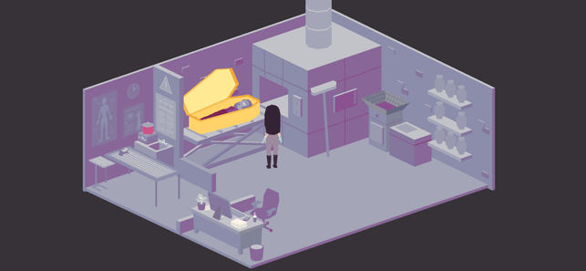 ‎A Mortician's Tale Screenshot