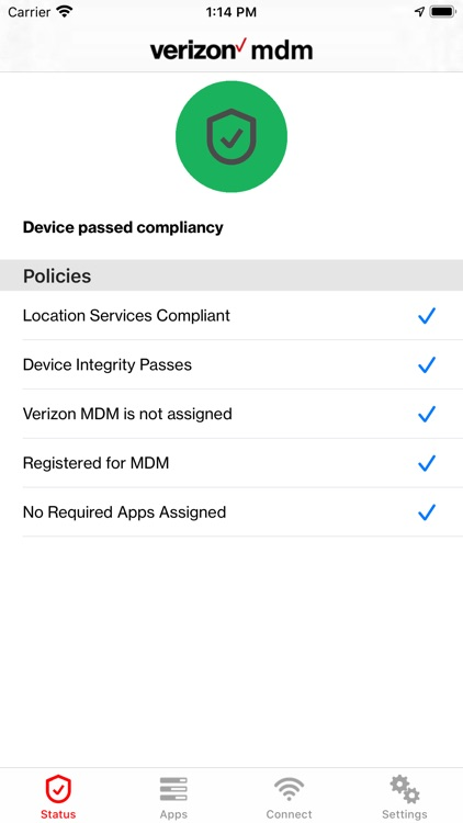 Verizon mdm by Verizon