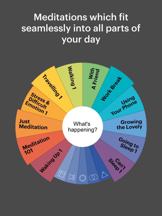 buddhify: meditation on the go Screenshot