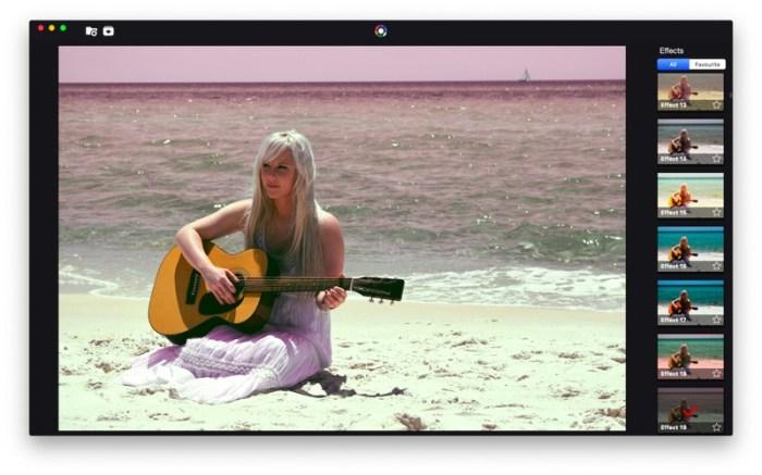 Photo Effects Pro Screenshot 01 1353w1n