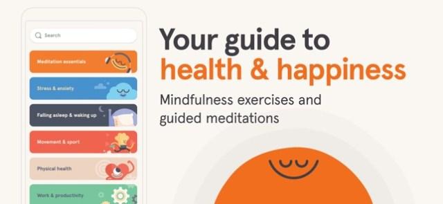 Headspace: Meditation & Sleep Screenshot