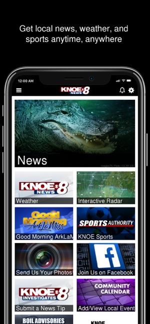 knoe news on the