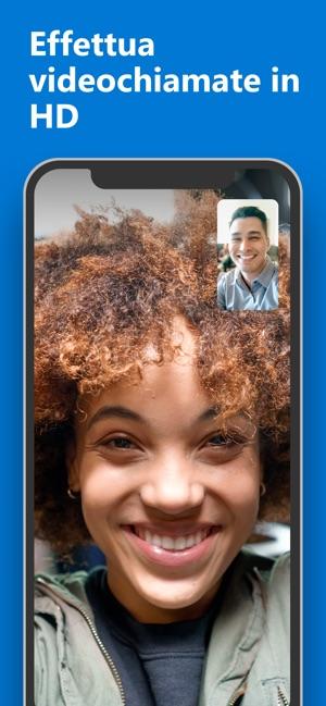 Skype per iPhone Screenshot